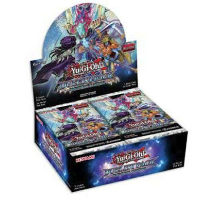 Yu-Gi-Oh! Dimensional Guardians Duelist Pack Booster Display