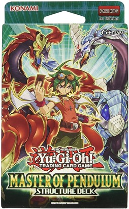 Yu-Gi-Oh Number 29 Master Of Pendulum Structure Deck