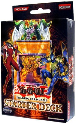 کلکسیونیYuGiOh GX 2006 Starter Deck (Elemental Hero's Theme Deck)