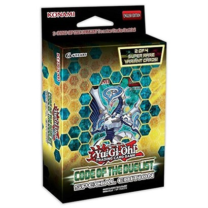 Code of the Duelist Special Edition Deck Display