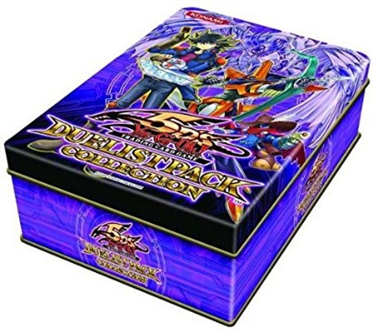 YuGiOh 5D's Duelist Pack Exclusive Collection Tin with