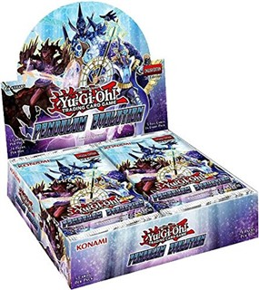 Yu-Gi-Oh! Pendulum Evolution Booster Display Box
