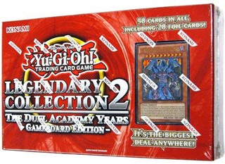YuGiOh Yu-Gi-Oh: Legendary Collection 2 [Gameboard Edition]